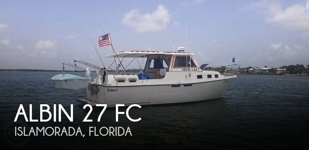 Used Albin Boats For Sale by owner | 1985 Albin 27 FC