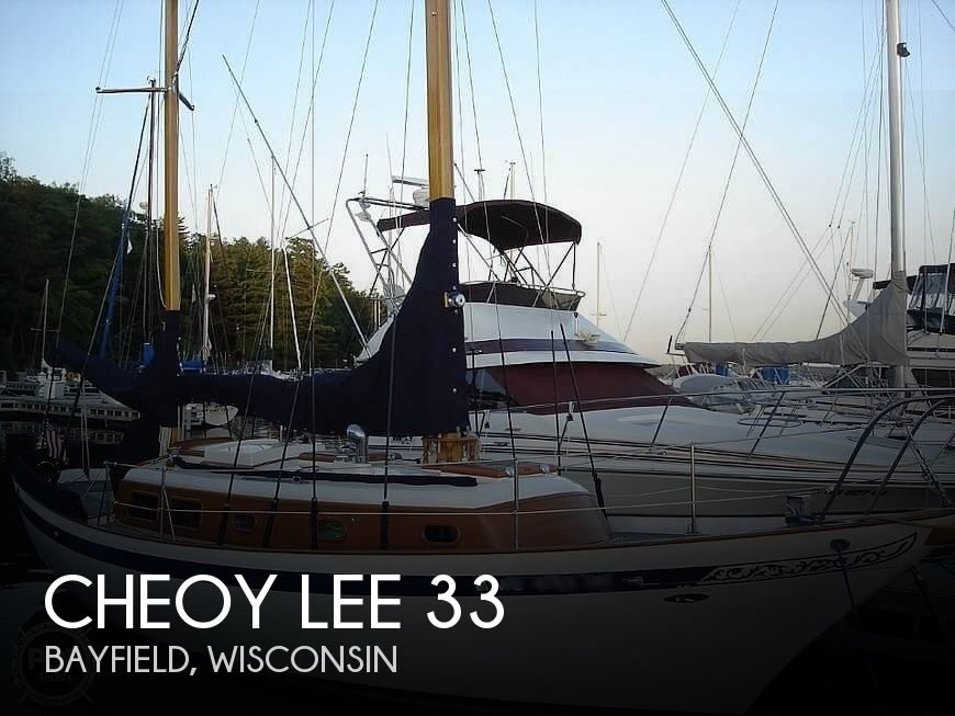 1972 Cheoy Lee boat for sale, model of the boat is 33 Clipper & Image # 1 of 11