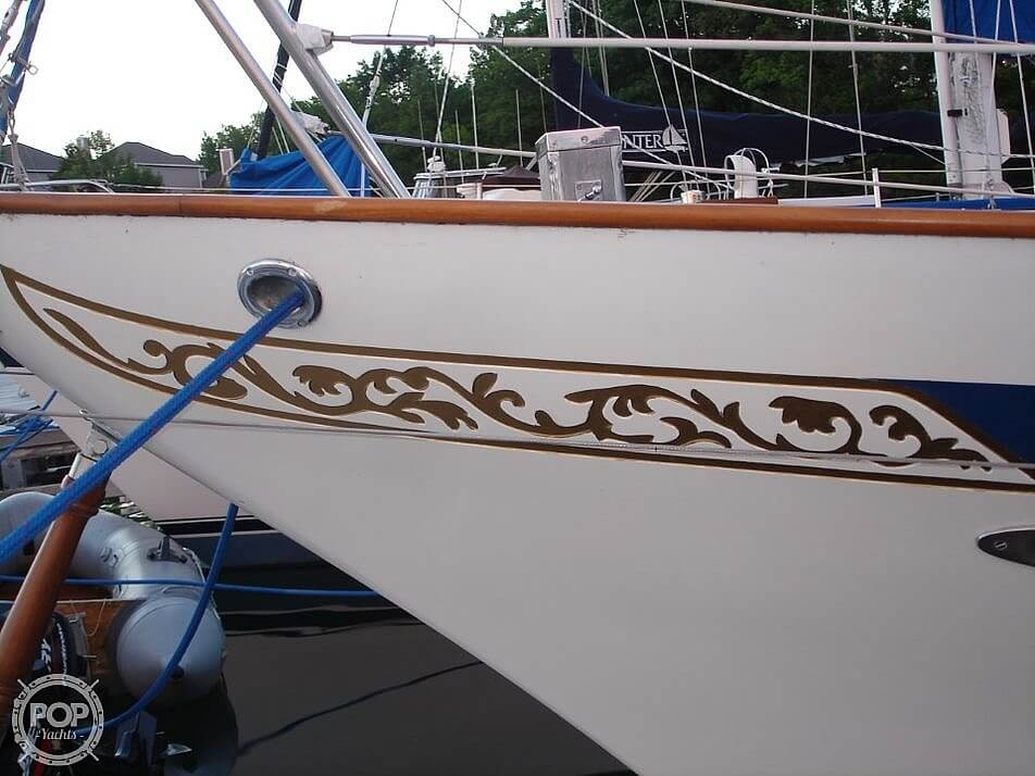 1972 Cheoy Lee boat for sale, model of the boat is 33 Clipper & Image # 7 of 11