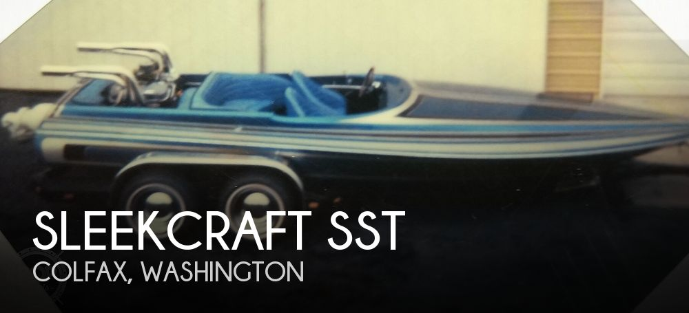 Used Sleekcraft Boats For Sale in Washington by owner | 1979 20 foot Sleekcraft SST