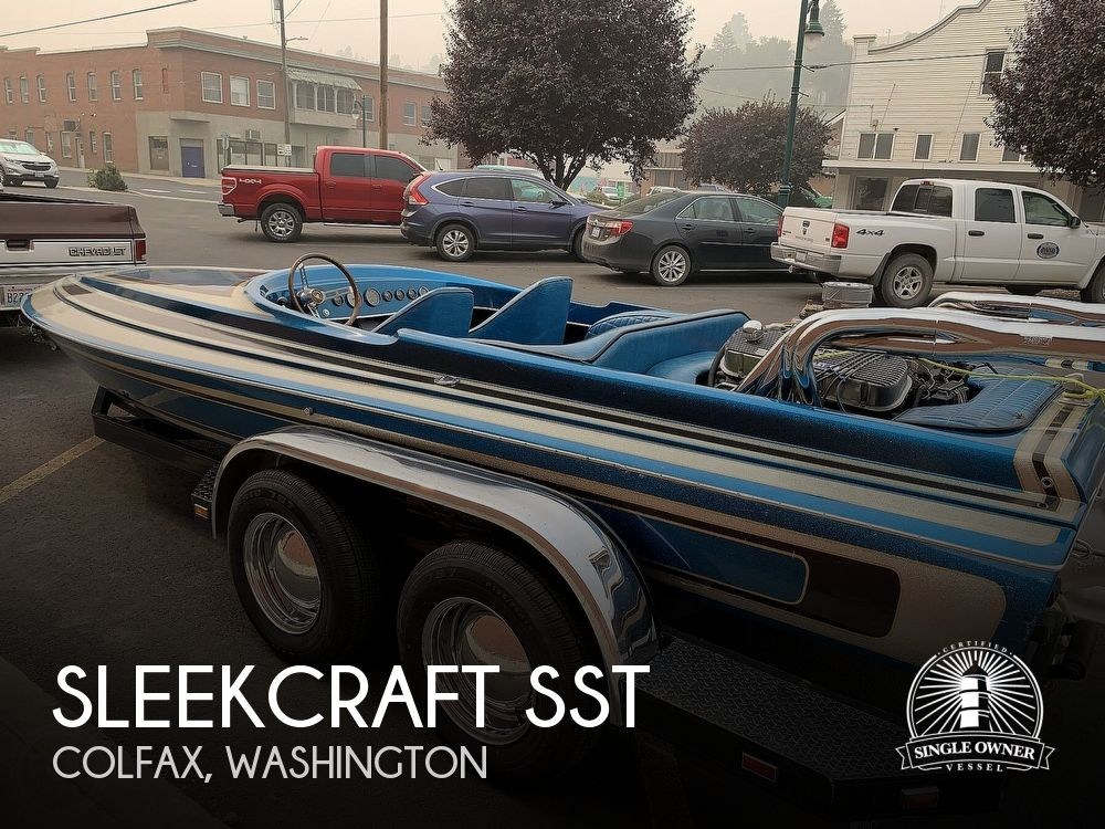 1979 SLEEKCRAFT SST for sale