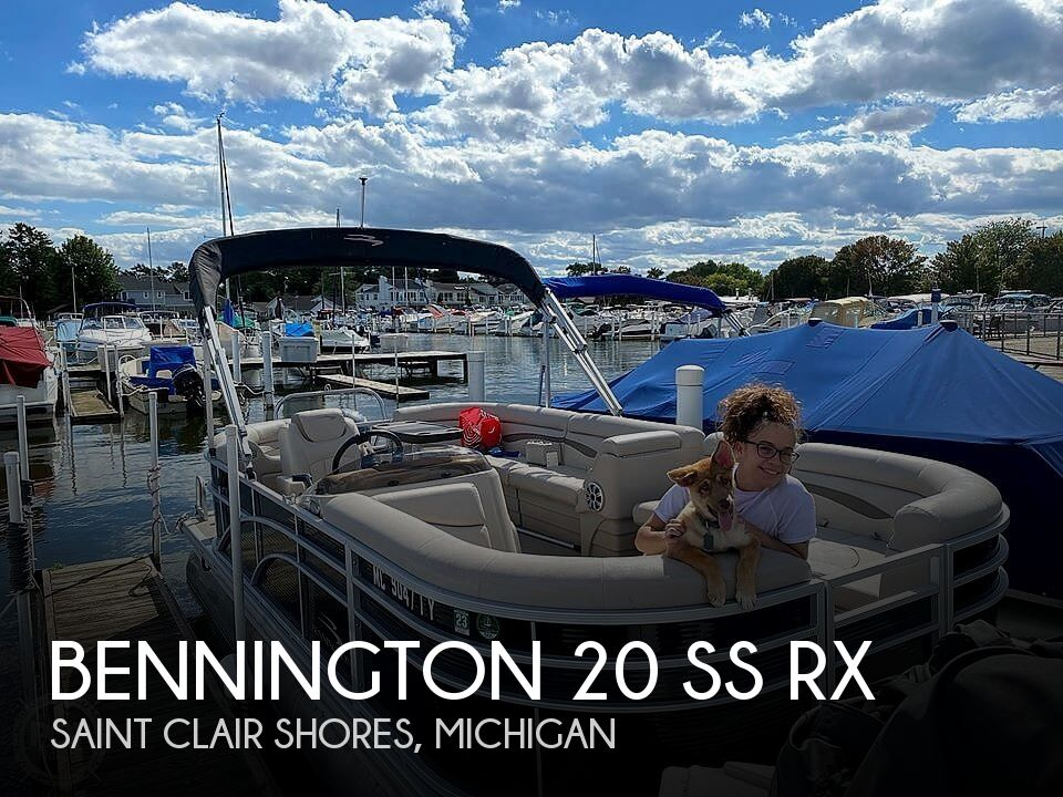 Used Bennington Boats For Sale in Michigan by owner | 2017 Bennington 20 Ss Rx