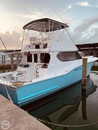 Hatteras 46C, 46, for sale - $50,000