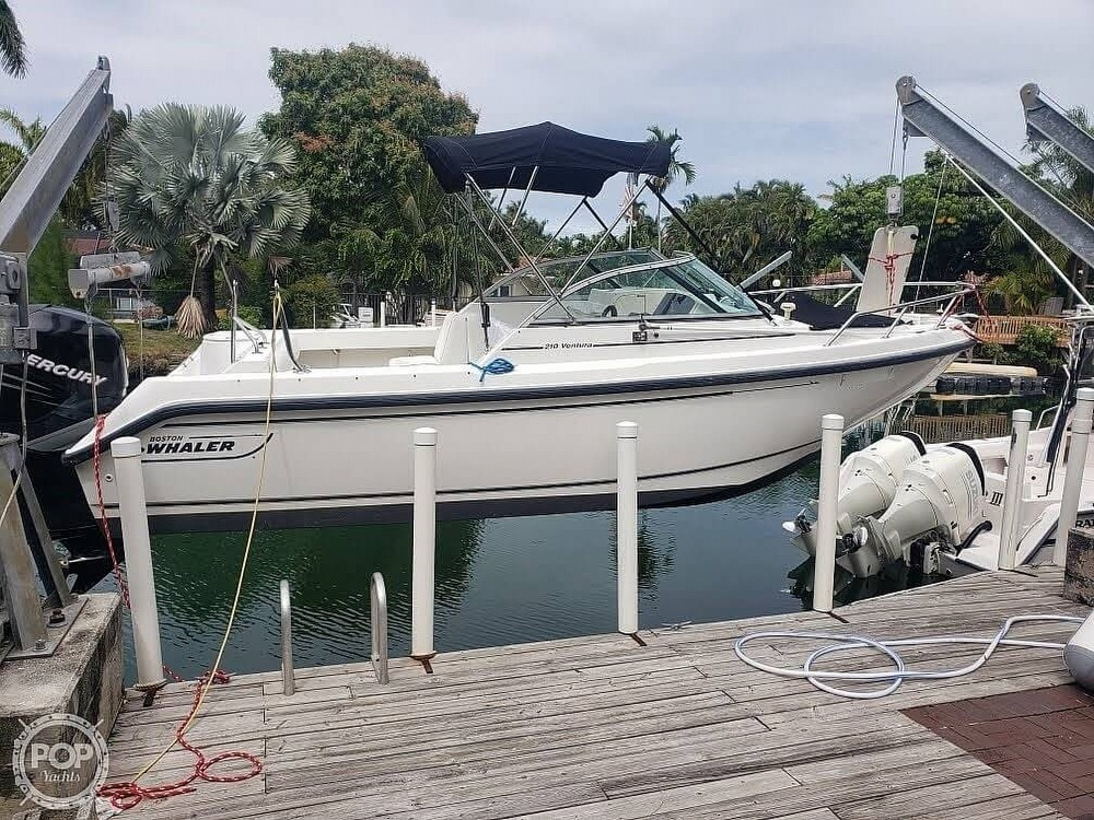2004 Boston Whaler Ventura 210 - #$LI_INDEX