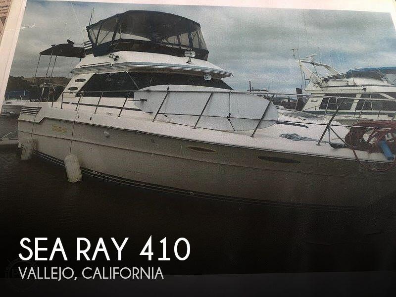 1986 Sea Ray 410 Aft Cabin - image 1
