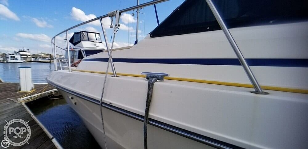 1986 Sea Ray boat for sale, model of the boat is 410 Aft Cabin & Image # 10 of 41