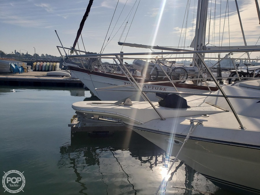 1986 Sea Ray boat for sale, model of the boat is 410 Aft Cabin & Image # 3 of 40