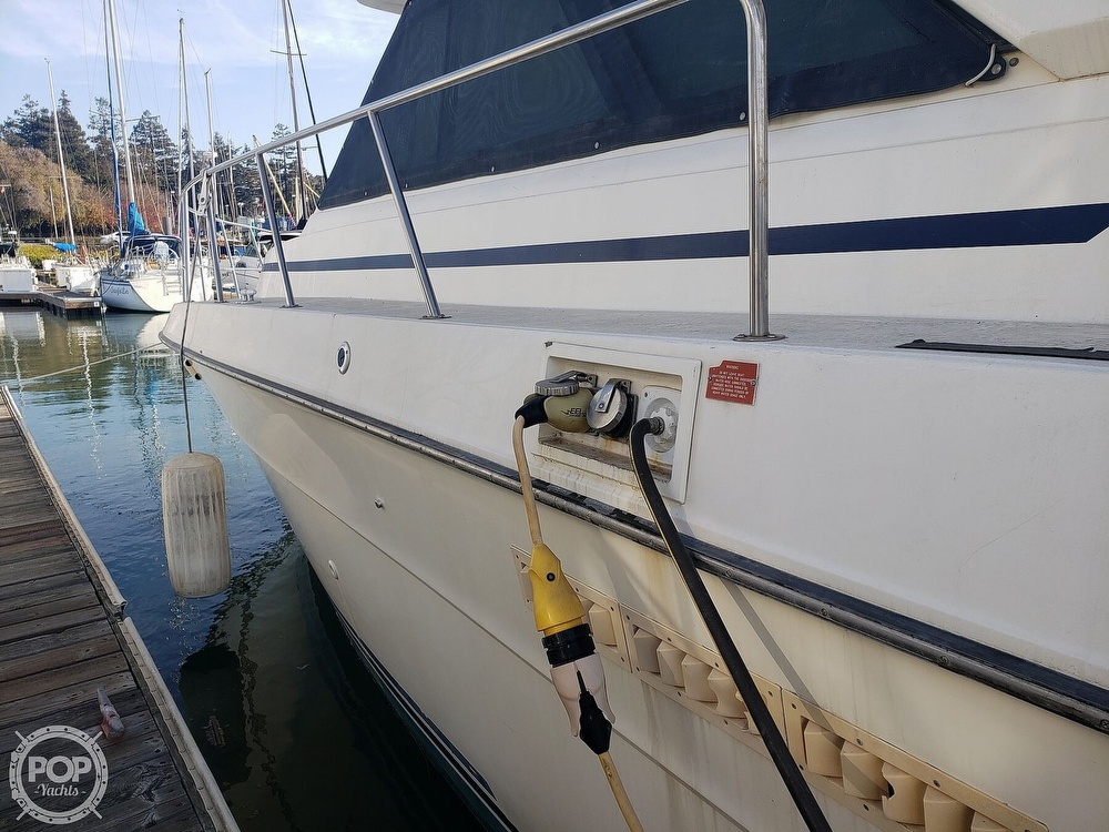 1986 Sea Ray boat for sale, model of the boat is 410 Aft Cabin & Image # 13 of 40