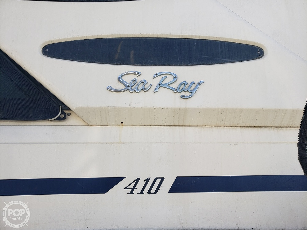 1986 Sea Ray boat for sale, model of the boat is 410 Aft Cabin & Image # 15 of 40
