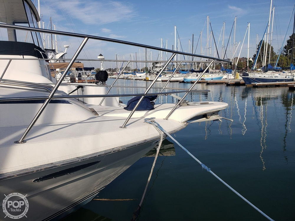 1986 Sea Ray boat for sale, model of the boat is 410 Aft Cabin & Image # 17 of 40