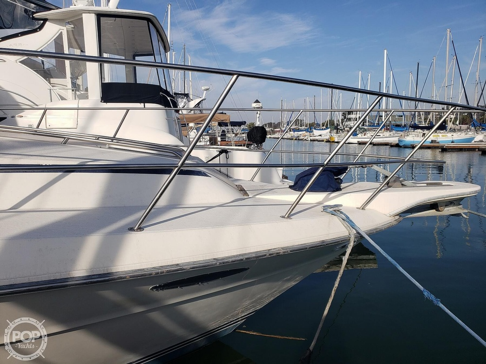 1986 Sea Ray boat for sale, model of the boat is 410 Aft Cabin & Image # 18 of 40