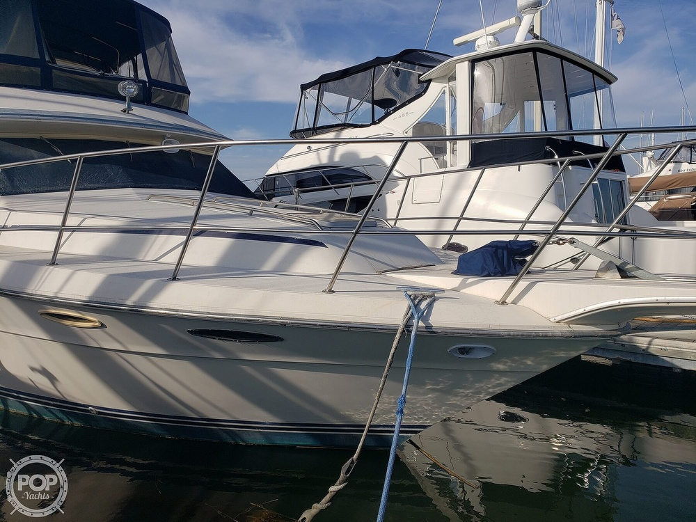 1986 Sea Ray boat for sale, model of the boat is 410 Aft Cabin & Image # 19 of 40