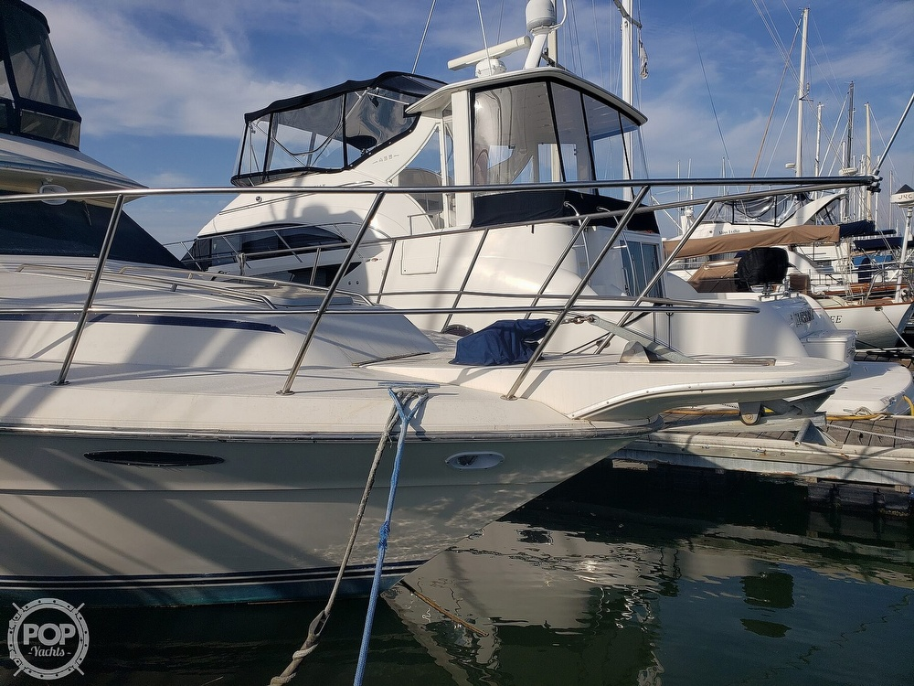 1986 Sea Ray boat for sale, model of the boat is 410 Aft Cabin & Image # 20 of 40