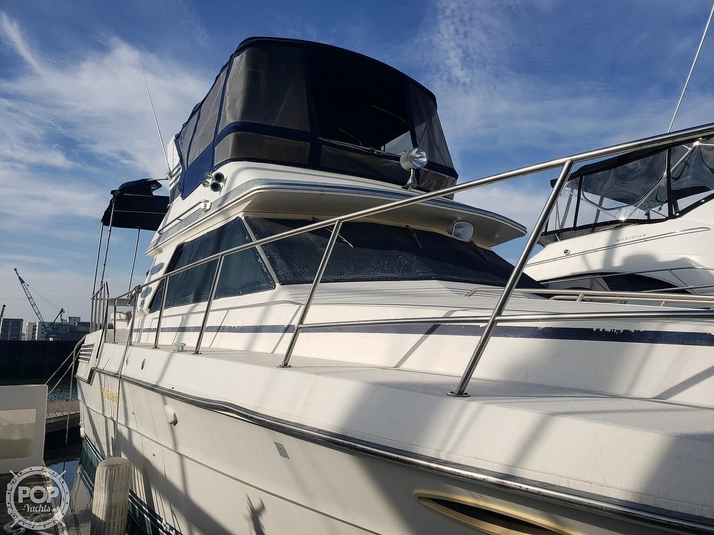 1986 Sea Ray boat for sale, model of the boat is 410 Aft Cabin & Image # 27 of 40