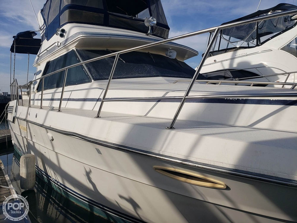 1986 Sea Ray boat for sale, model of the boat is 410 Aft Cabin & Image # 28 of 40