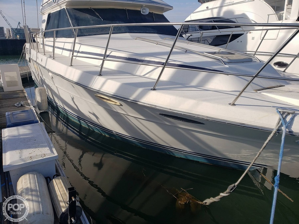 1986 Sea Ray boat for sale, model of the boat is 410 Aft Cabin & Image # 29 of 40