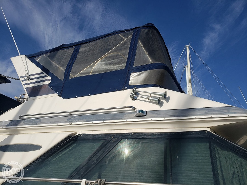 1986 Sea Ray boat for sale, model of the boat is 410 Aft Cabin & Image # 35 of 40