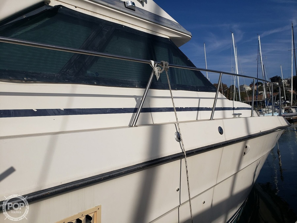 1986 Sea Ray boat for sale, model of the boat is 410 Aft Cabin & Image # 37 of 40