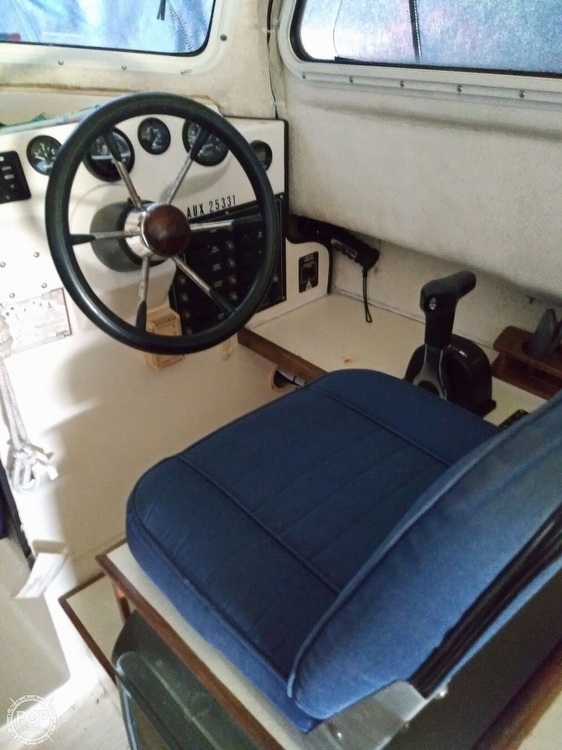 2007 C-Dory boat for sale, model of the boat is 25 & Image # 5 of 40
