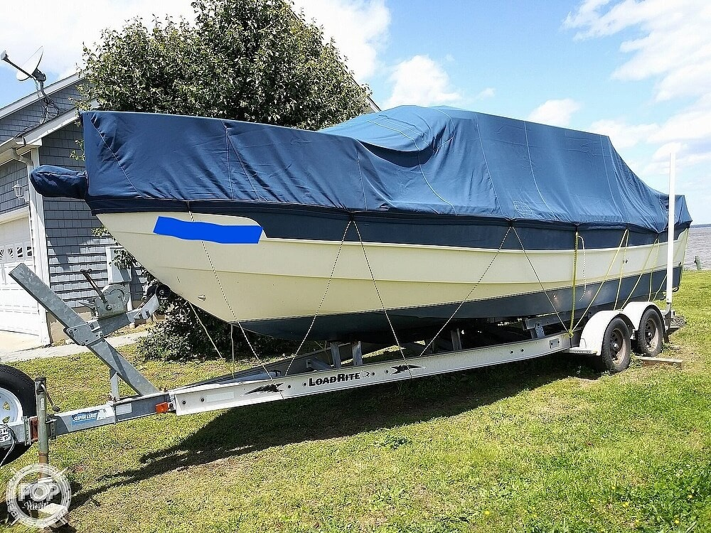 2007 C-Dory boat for sale, model of the boat is 25 & Image # 2 of 40