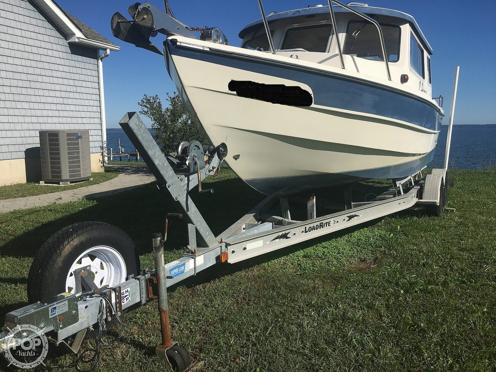 2007 C-Dory boat for sale, model of the boat is 25 & Image # 7 of 40