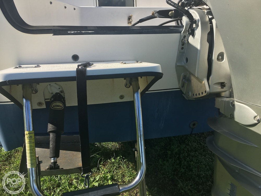 2007 C-Dory boat for sale, model of the boat is 25 & Image # 16 of 40