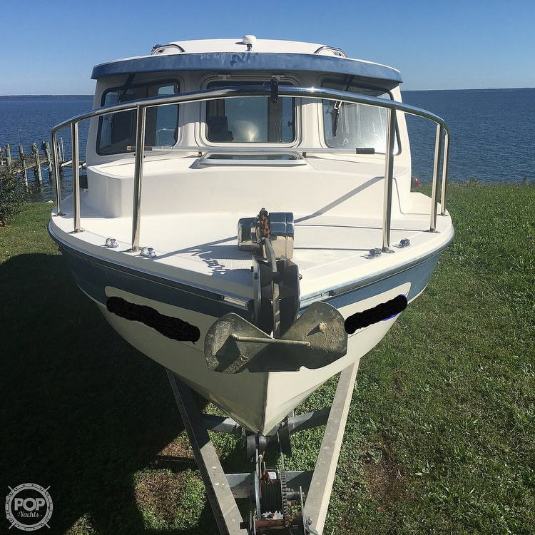 2007 C-Dory boat for sale, model of the boat is 25 & Image # 23 of 40
