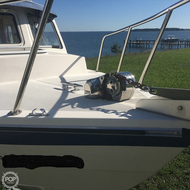 2007 C-Dory boat for sale, model of the boat is 25 & Image # 25 of 40