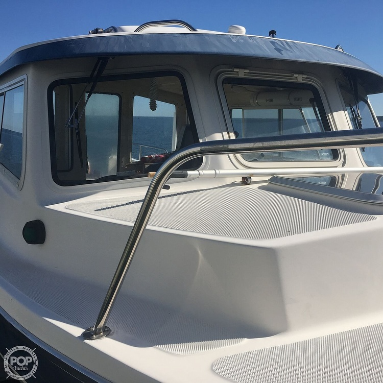 2007 C-Dory boat for sale, model of the boat is 25 & Image # 28 of 40