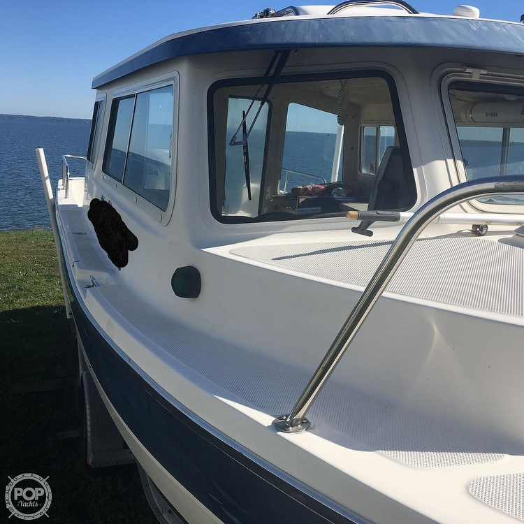 2007 C-Dory boat for sale, model of the boat is 25 & Image # 29 of 40