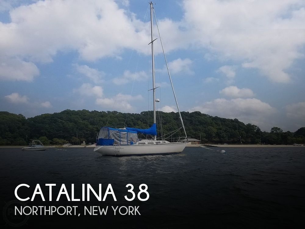1979 Catalina Yachts boat for sale, model of the boat is 38 & Image # 1 of 40