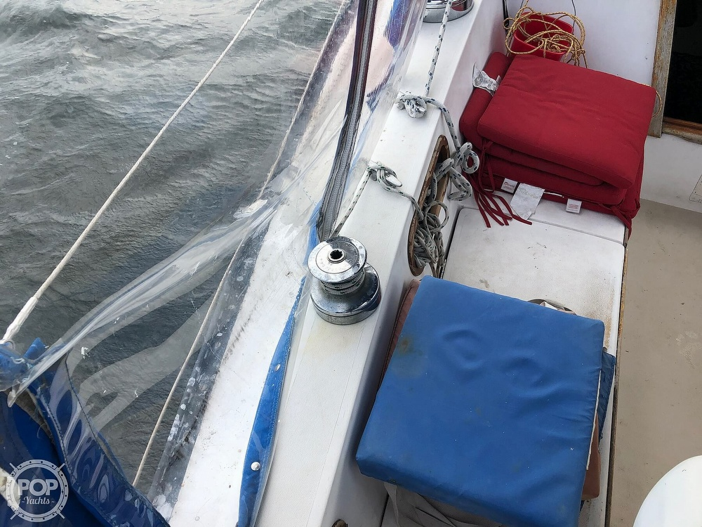 1979 Catalina Yachts boat for sale, model of the boat is 38 & Image # 40 of 40