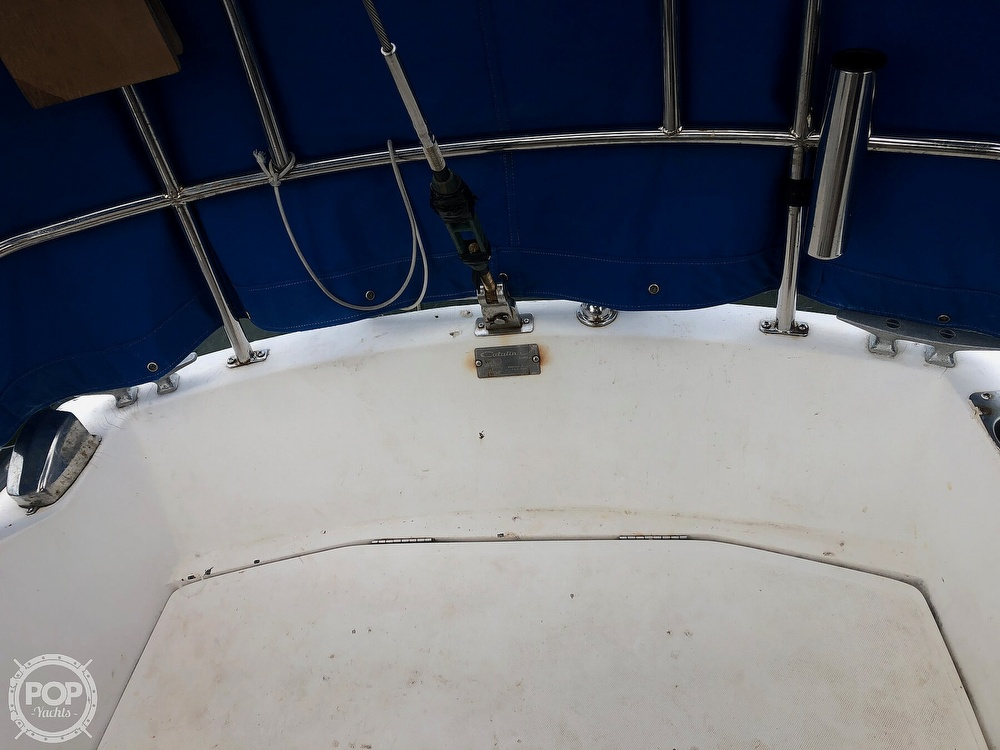 1979 Catalina Yachts boat for sale, model of the boat is 38 & Image # 39 of 40