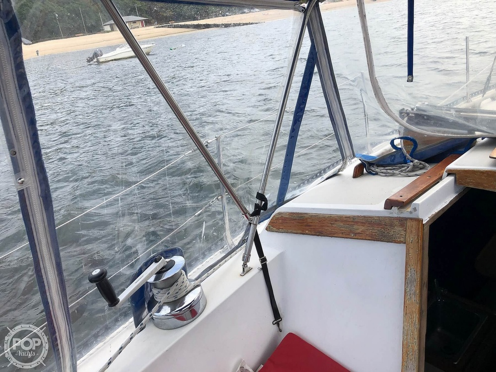 1979 Catalina Yachts boat for sale, model of the boat is 38 & Image # 30 of 40