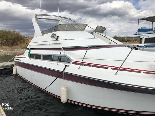 1990 Carver boat for sale, model of the boat is 3467 Santego & Image # 2 of 6