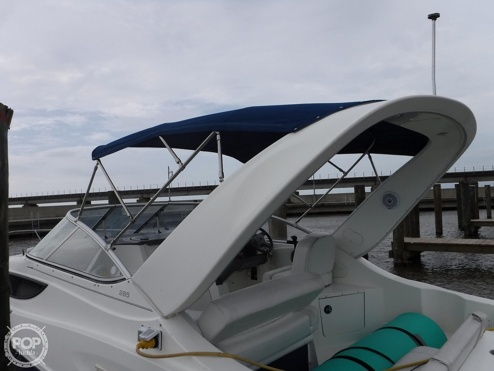 2005 Bayliner boat for sale, model of the boat is 285 SB & Image # 17 of 40