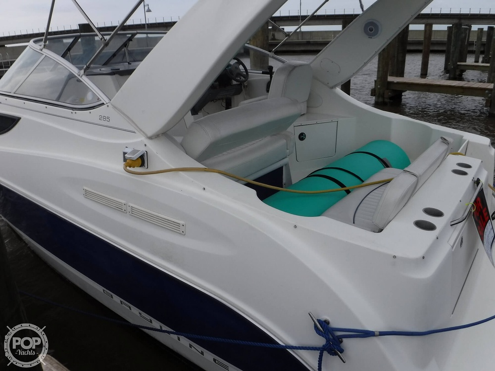 2005 Bayliner boat for sale, model of the boat is 285 SB & Image # 18 of 40
