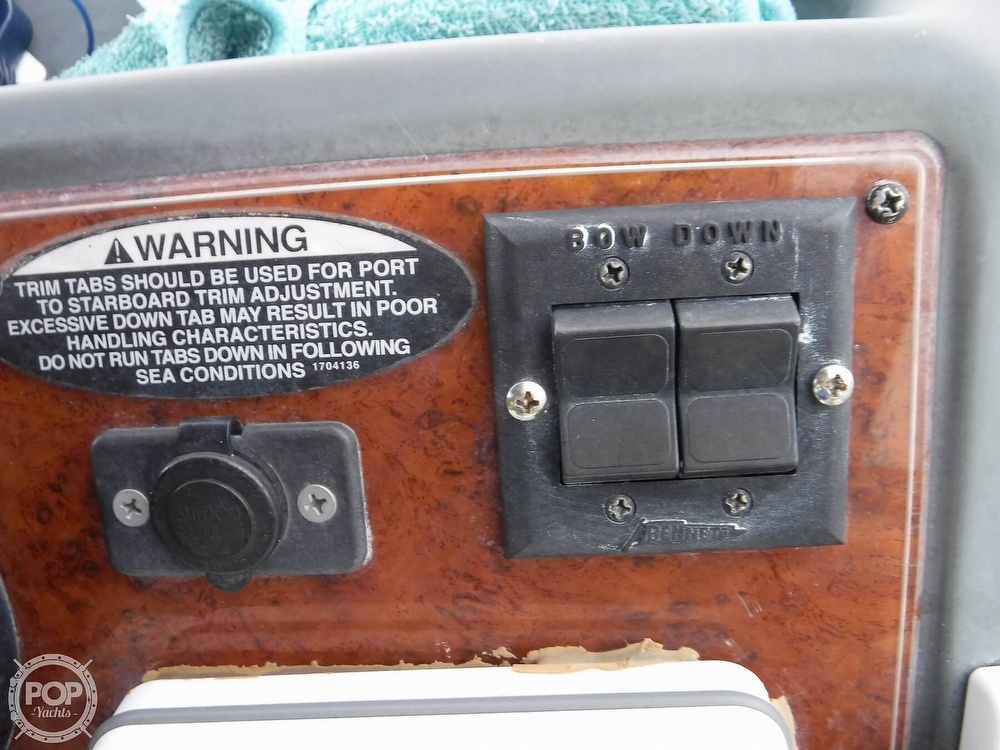2005 Bayliner boat for sale, model of the boat is 285 SB & Image # 32 of 40