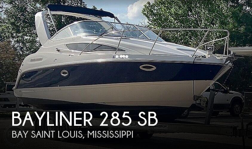 2005 Bayliner boat for sale, model of the boat is 285 SB & Image # 1 of 40