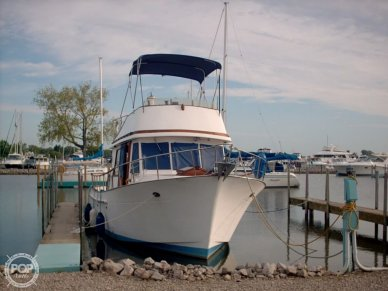 1982 Marine Trader 34 Double Cabin - #1