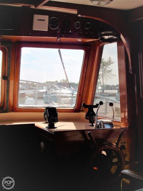 1982 Marine Trader boat for sale, model of the boat is 34 Double Cabin & Image # 9 of 20