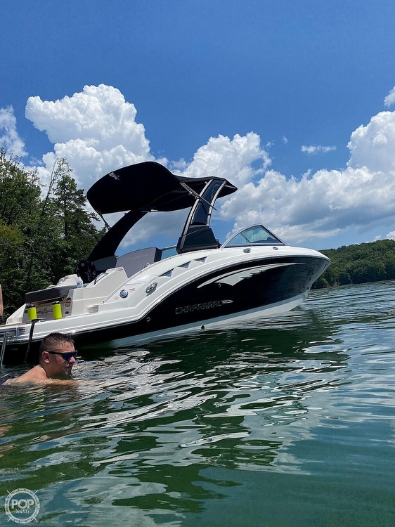2019 Chaparral boat for sale, model of the boat is Sunesta 244 & Image # 2 of 40