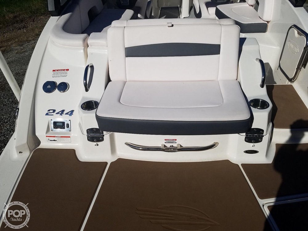 2019 Chaparral boat for sale, model of the boat is Sunesta 244 & Image # 5 of 40
