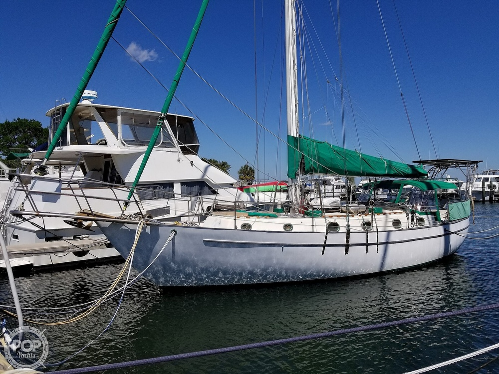 1977 Westsail boat for sale, model of the boat is 43 & Image # 3 of 40