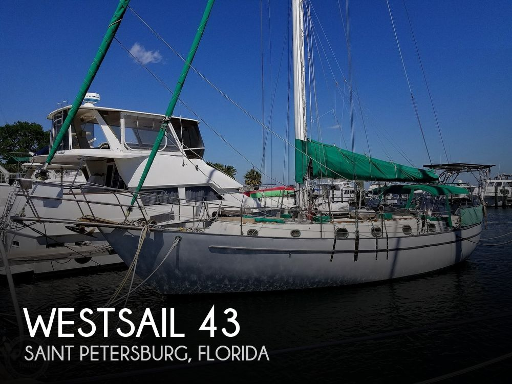 Used Westsail Boats For Sale by owner | 1977 Westsail 43