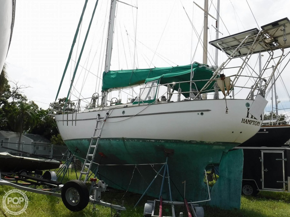 1977 Westsail boat for sale, model of the boat is 43 & Image # 2 of 40