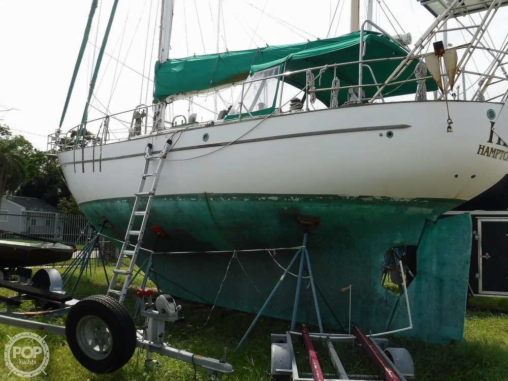 1977 Westsail boat for sale, model of the boat is 43 & Image # 15 of 40