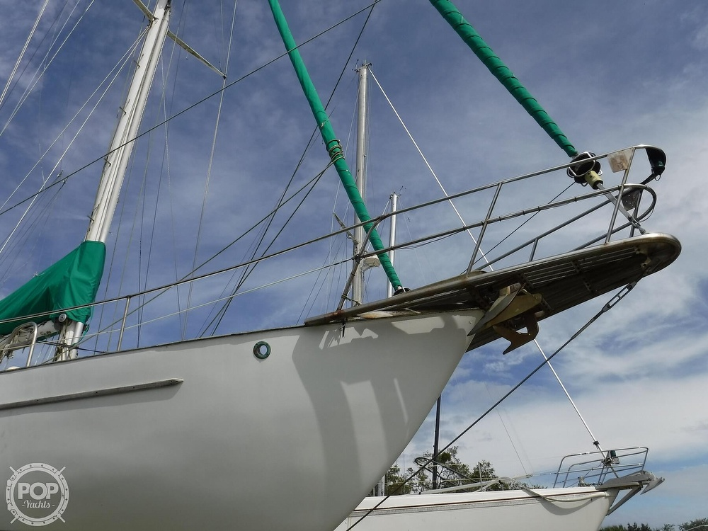 1977 Westsail boat for sale, model of the boat is 43 & Image # 19 of 40