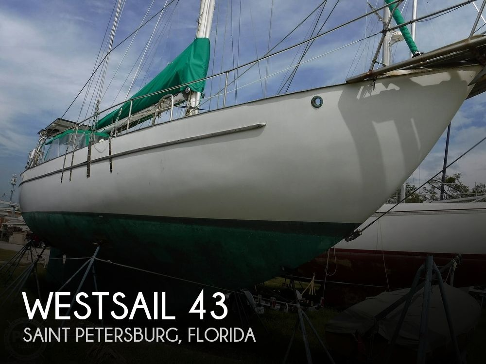 1977 WESTSAIL 43 for sale