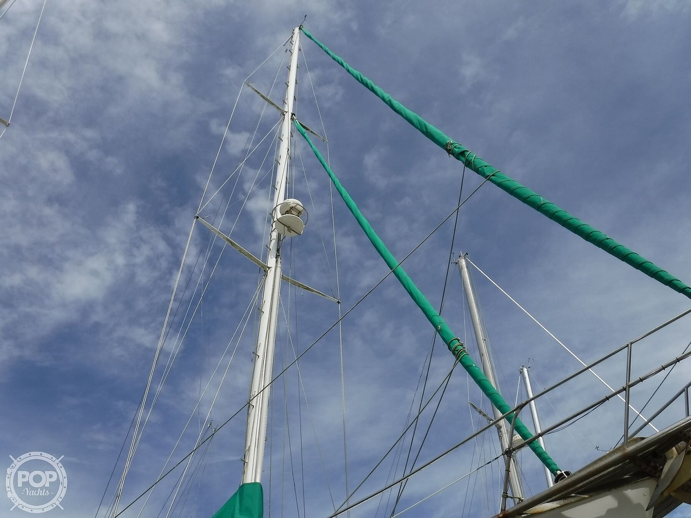 1977 Westsail boat for sale, model of the boat is 43 & Image # 20 of 40